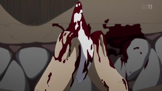 「グレイプニル」第9話感想 (34)