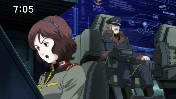 「機動戦士ガンダム UC」9話 (1)