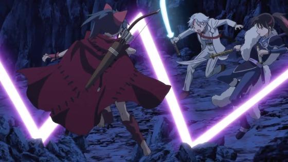 「半妖の夜叉姫」第8話感想 画像 (74)