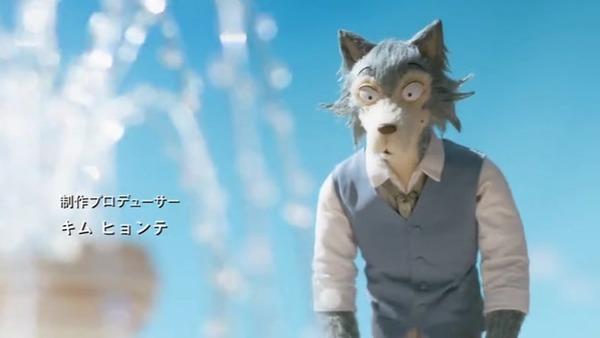 「BEASTARS(ビースターズ)」2話感想  (27)