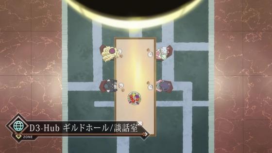 「ログ・ホライズン 円卓崩壊」3期 3話感想 「ログホラ」 (23)
