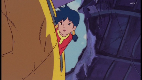 「未来少年コナン」第24話感想 画像 (98)