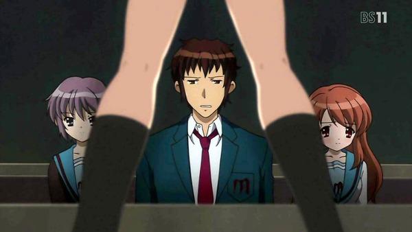 「涼宮ハルヒの憂鬱」第1話感想 (69)