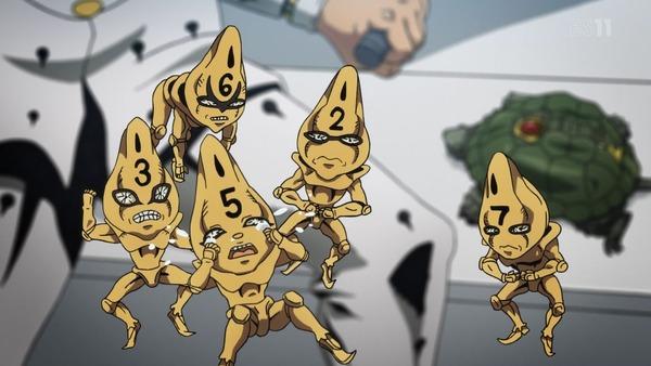 「ジョジョの奇妙な冒険 5部」22話感想 (4)