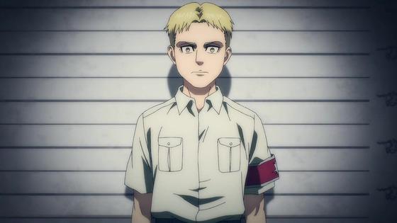 「進撃の巨人」62話(4期 3話)感想 (42)