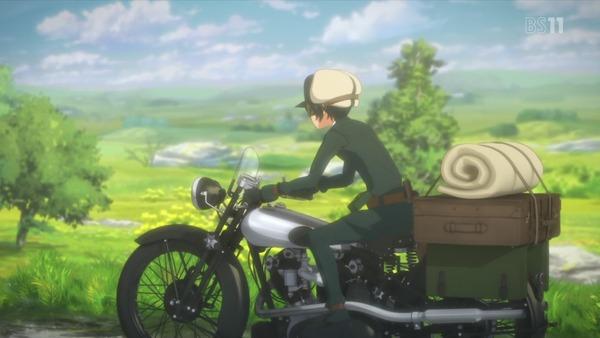 「キノの旅」12話(最終回) (2)