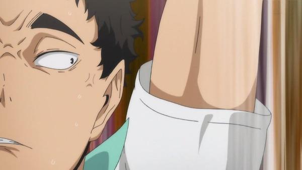 「ハイキュー!! セカンドシーズン」24話 (45)