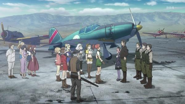「荒野のコトブキ飛行隊」4話感想 (74)