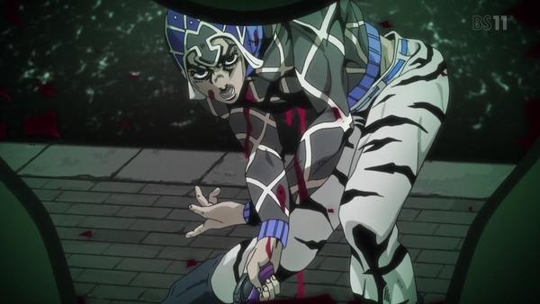 「ジョジョの奇妙な冒険 5部」19話感想 (62)