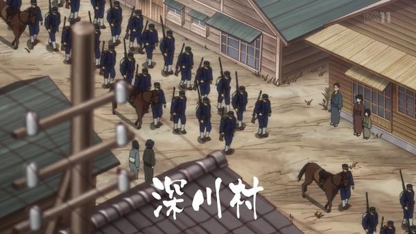 「ゴールデンカムイ」16話感想 (23)