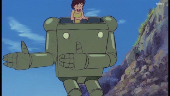「未来少年コナン」第3話感想 画像 (82)