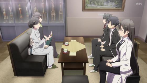 「俺ガイル」第3期 第11話感想 画像  (42)