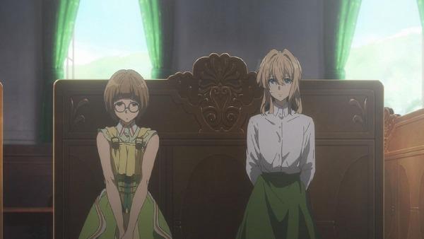 「ヴァイオレット・エヴァーガーデン」2話 (31)