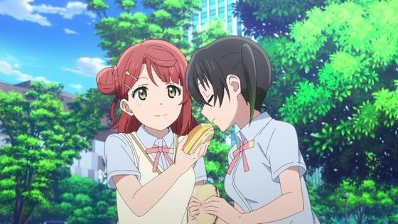 「ラブライブ!虹ヶ咲学園」第1話感想 画像 (7)
