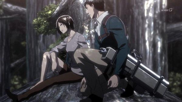 「進撃の巨人 Season3」(3期 3話)40話 (34)