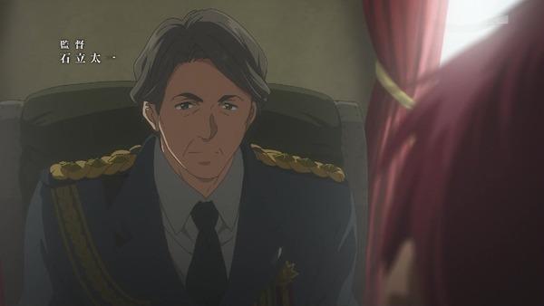 「ヴァイオレット・エヴァーガーデン」5話 (1)