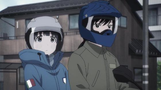 「スーパーカブ」12話 最終回感想 (25)