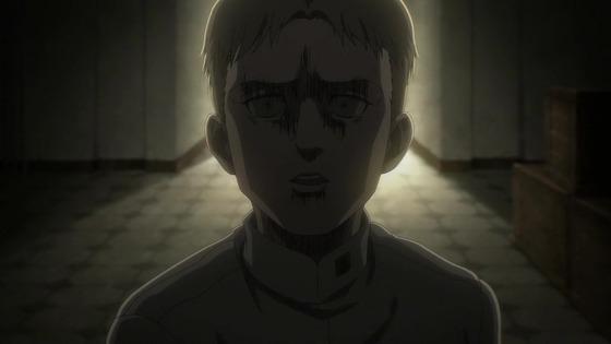 「進撃の巨人」62話(4期 3話)感想 (73)