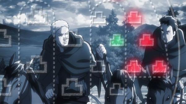 「進撃の巨人 Season2」31話 (28)