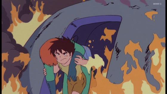 「未来少年コナン」第21話感想 画像  (3)