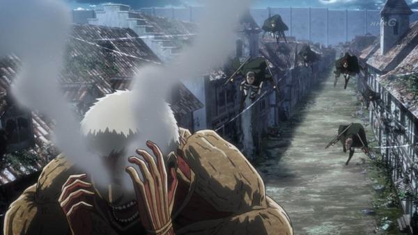 「進撃の巨人」51話感想 (47)