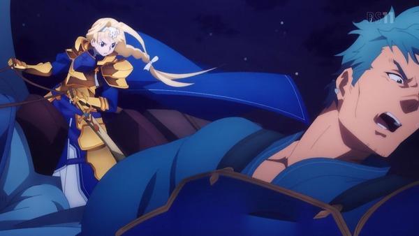 「SAO アリシゼーション」2期 8話感想 画像 (32)