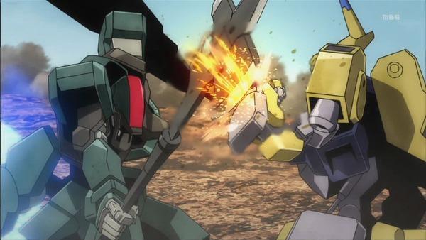 「機動戦士ガンダム 鉄血のオルフェンズ」50話 (3)