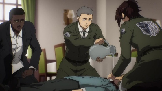 「進撃の巨人」72話(4期 13話)感想  (155)
