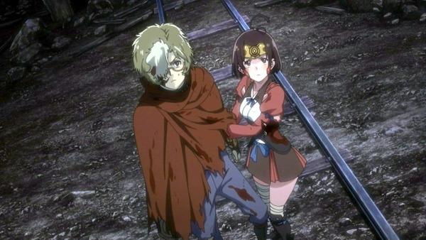 「甲鉄城のカバネリ」6話 (32)