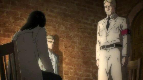 「進撃の巨人」64話(4期 5話)感想 (3)