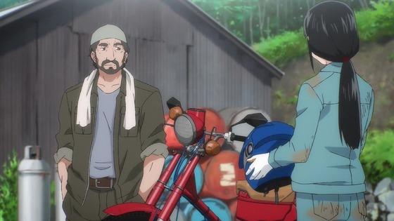 「スーパーカブ」5話感想 (54)
