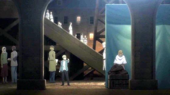 「進撃の巨人」63話(4期 4話)感想 実況まとめ  (153)