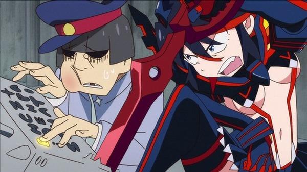 「キルラキル」第4話感想 (62)