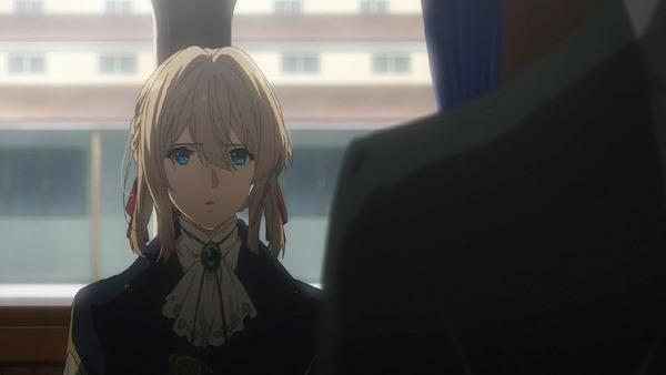 「ヴァイオレット・エヴァーガーデン」12話感 (43)