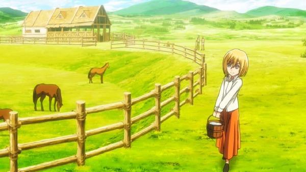 「進撃の巨人 Season3」(3期 3話)40話 (4)