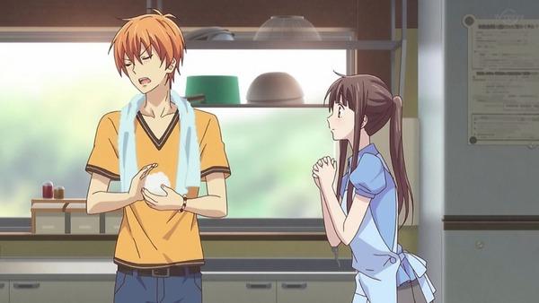 「フルーツバスケット」第3話感想 (34)