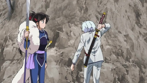 「半妖の夜叉姫」第11話感想 画像 (167)