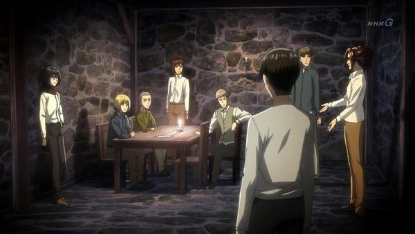 「進撃の巨人 Season3」(3期 3話)40話 (33)