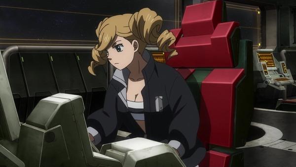 「機動戦士ガンダム 鉄血のオルフェンズ」48話 (37)