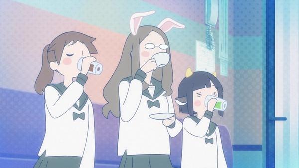 「ヤマノススメ サードシーズン」(3期)4話感想 (25)