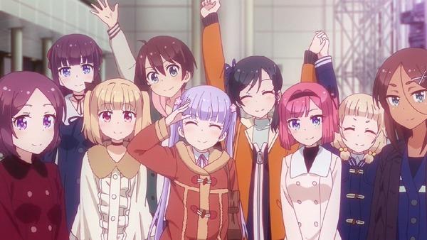 「NEW GAME!!」2期 12話(最終回) (91)