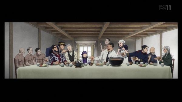 「ゴールデンカムイ」14話(2期 2話)感想 (132)