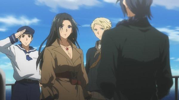 「ヴァイオレット・エヴァーガーデン」12話感 (11)