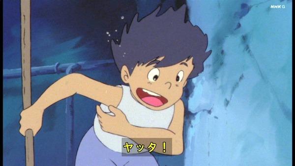 「未来少年コナン」第1話感想 画像 (24)