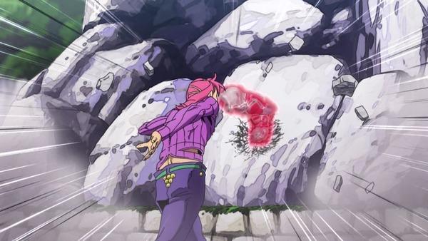 「ジョジョの奇妙な冒険 5部」27話感想  (9)