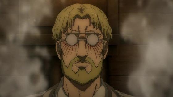「進撃の巨人」67話(4期 8話)感想  (153)