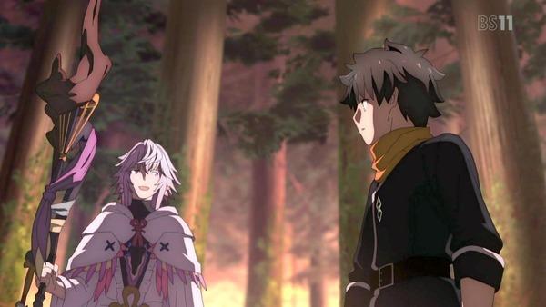 「FateGrand Order 絶対魔獣戦線バビロニア」FGO 2話感想 (36)