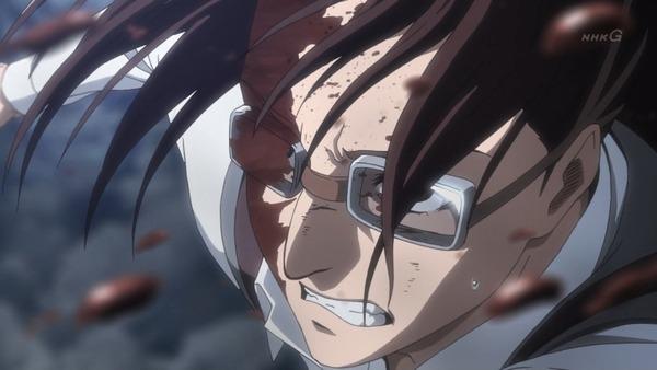 「進撃の巨人 Season3」(3期 7話)44話 (13)