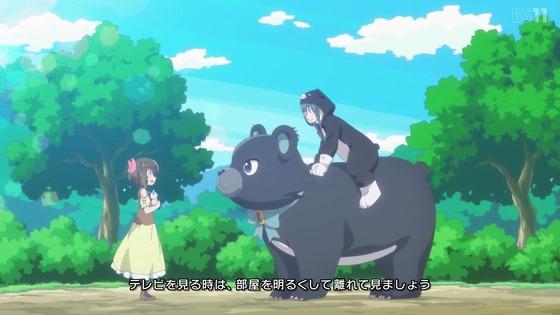 「くまクマ熊ベアー」12話感想(最終回)画像 (10)