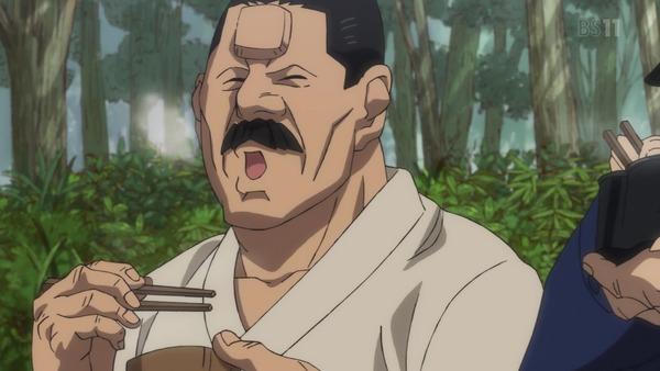 「ゴールデンカムイ」15話(2期 3話) (68)